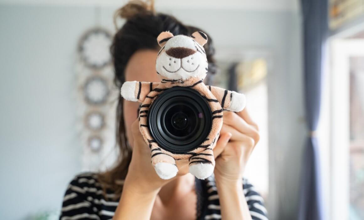 Camera-diertje